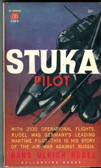 image of Stuka Pilot (Ballantine F 278 K)