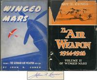 image of Winged Mars: Volume I: The German Air Weapon, 1870-1914 [and] Volume II: The Air Weapon, 1914-1916