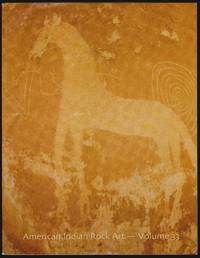 American Indian Rock Art, Volume 33
