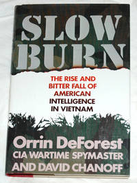 Slow Burn: The Rise and Bitter Fall of American Intelligence in Vietnam