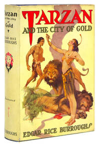 image of Tarzan and the City of Gold
