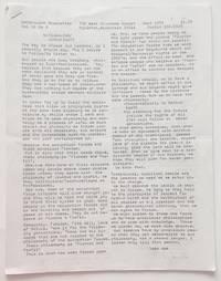 Shenandoah Newsletter. Vol. 18 no. 6 (Sept. 1991)