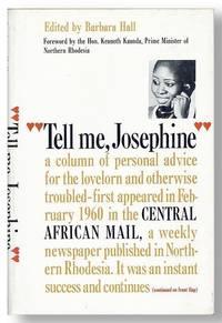 """""""Tell Me, Josephine"""""""