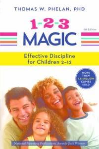 image of 1-2-3 Magic : Effective Discipline for Children 2-12