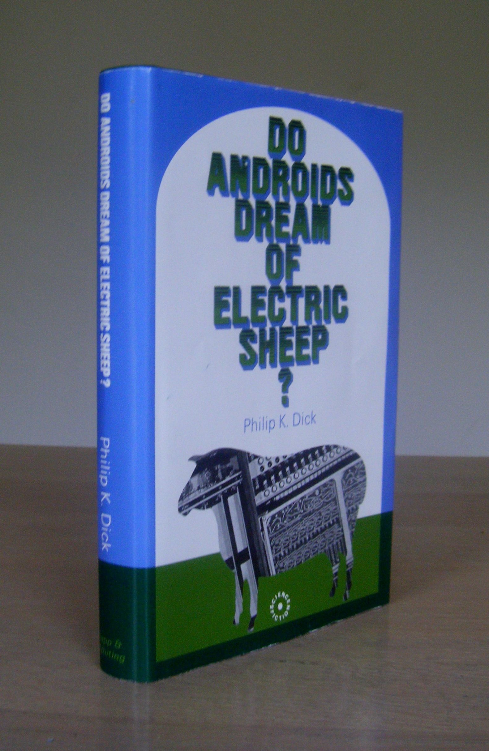 an analysis of philip k dicks book do androids dream of electric sheep Science fiction analysis: philip k dicks do androids dream of electric sheep androids in do androids dream of electric in philip k dick's book.