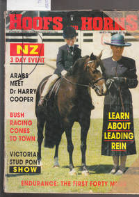 image of Hoofs and Horns Magazine March 1994
