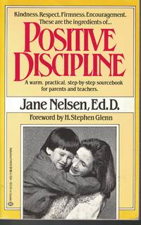 image of Positive Discipline Warm, Practical, Step by Step Sourcebook for Parents  and Teachers