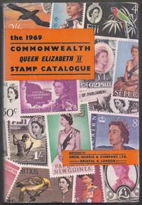 image of The Commonwealth Catalogue of Queen Elizabeth Postage Stamps 1969 Edition