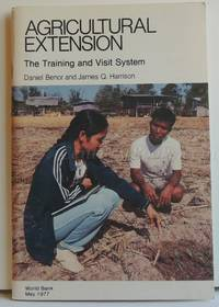 Agricultural Extension: The Training and Visit System