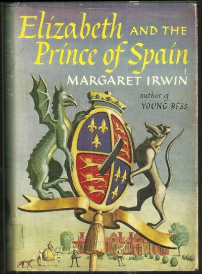 ELIZABETH AND THE PRINCE OF SPAIN, Irwin, Margaret