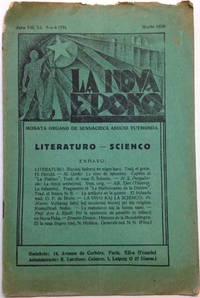 image of La Nova Epoko: monata organo de Sennacieca Asocio Tutmonda: Whole number 78 (March 1930)