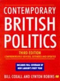 Contemporary British Politics