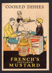 COOKED DISHES, FRENCH'S PREPARED MUSTARD