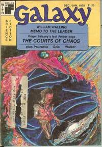 "GALAXY Science Fiction: December, Dec. - January, Jan. 1978 (""The Courts of Chaos"")"