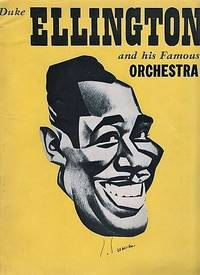 DUKE ELLINGTON AND HIS FAMOUS ORCHESTRA:  Concert Program