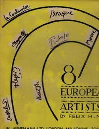 image of Eight European Artists
