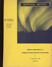 LATITUDINAL AND SEASONAL VARIATIONS IN THE NIGHT AIRGLOW. UAG-R156