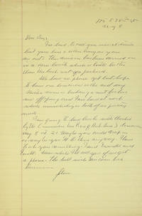 Autograph Letter Signed (John), to Burgess Meredith, on Steinbeck's frustrating attempts to reach him by phone