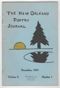 The New Orleans Poetry Journal, Volume 2, Number 1 (December 1955)