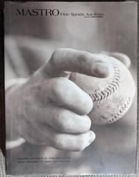 image of Mastro Fine Sports Auctions Catalog - November 16-17, 2000