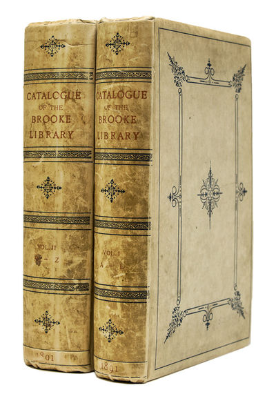 London: Ellis and Elvey, 1891. First edition, one of 100 copies, with six copies of large paper. Ill...