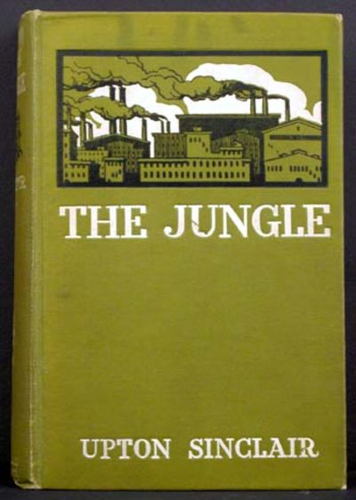 the jungle by upton sinclair paper The jungle, by upton sinclair essay 649 words | 3 pages the jungle, by upton sinclair, became an instant classic in 1906, and has become possibly one of the most referenced books in history and political science classrooms all over the united states, according to dustin labarge (labarge para1.