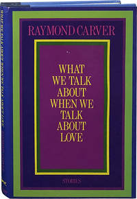 image of What We Talk About When We Talk About Love