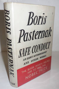 Safe Conduct; An Early Autobiography and Other Works by  Boris Pasternak - First UK edition - 1959 - from Derringer Books, Member A.B.A.A. (SKU: 26779)