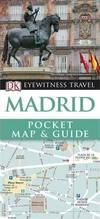 DK Eyewitness Pocket Map and Guide: Madrid