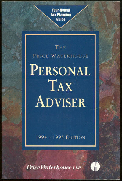 PRICE WATERHOUSE PERSONAL TAX ADVISER 1994-1995
