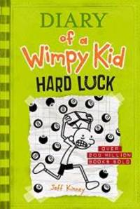 image of Hard Luck (Diary of a Wimpy Kid #8)