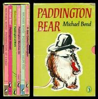 image of SIX PADDINGTON BEAR ADVENTURES: A Bear Called Paddington; Paddington Helps Out; Paddington at Large; Paddington Abroad; Paddington at Work; Paddington Marches On
