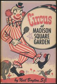 Circus at Madison Square Garden
