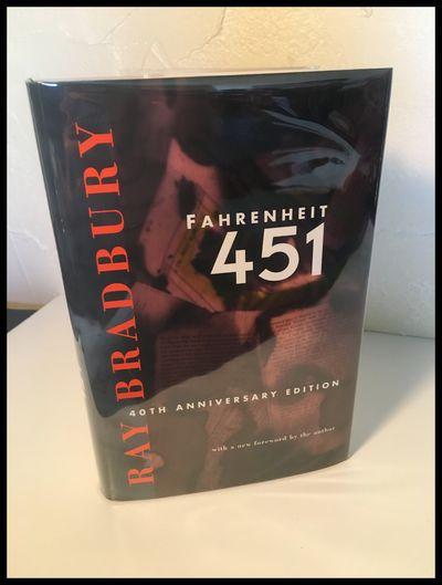 Fahrenheit 451 - SIGNED 40th...