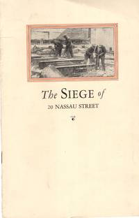 The Siege of 20 Nassau Street