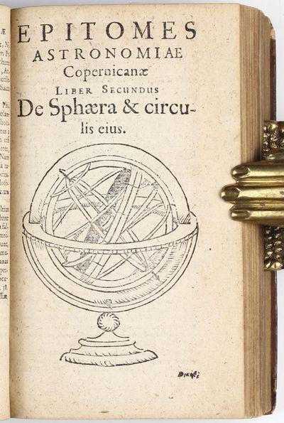 Epitome astronomicae Copernicanae...