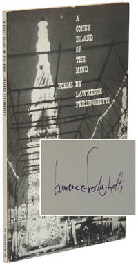 A Coney Island of the Mind by  Lawrence Ferlinghetti - Paperback - Signed - [1968] - from Crow Hop Rare Books and Biblio.com