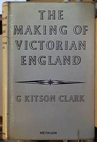 image of The Making of Victorian England; Being the Ford Lectures Delivered before the University of Oxford