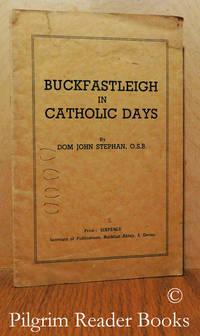 Buckfastleigh in Catholic Days.