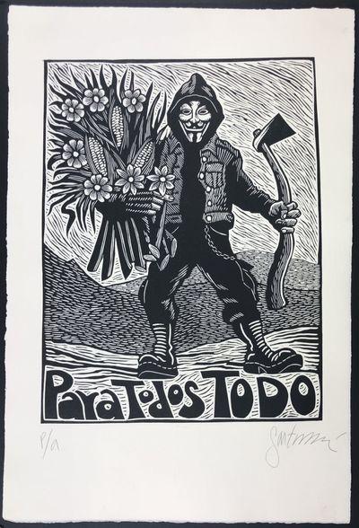 [Artist's Proof] Poder del Pueblo....