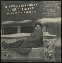 [Vinyl Record]: John Betjeman Reads Selected Poems Volume Two