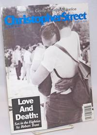 Christopher Street: vol. 10, #8, whole issue #116, October 1987; Love & Death: Sex in the Eighties