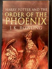 Harry Potter and the Order of the Phoenix (Book 5) [Adult Edition] (Mass Market Paperback)