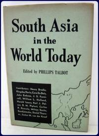 SOUTH ASIA IN THE WORLD TODAY