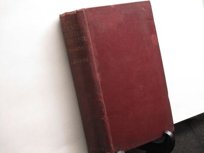 London. : Edward Arnold. , 1923.. 1st Edition.. Hardcover, red cloth. gilt spine title. . Good plus,...