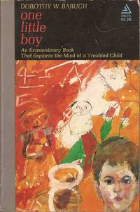 image of One Little Boy; An extraordinary book that explores the mind of a troubled child.