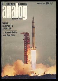 Analog Science Fiction Science Fact January 1970