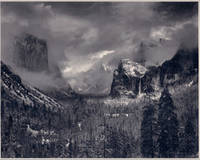 image of Yosemite and the Range of Light; Introduction by Paul Brooks