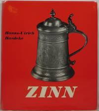 Zinn: Ein Handbuch fu¨r Sammler und Liebhaber