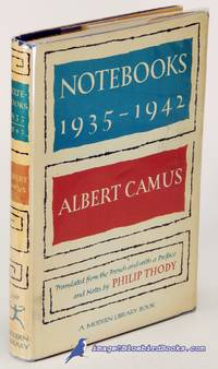 Notebooks: 1935 - 1942 (First Modern Library Edition, ML #349.1)